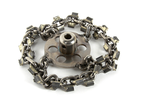"""6"""" (6-inch) Picote Cyclone Chain for Mini Millers (1/3"""" Shaft)"""