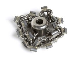"""4"""" (4-inch) Picote Cyclone Chain for Maxi Millers (1/2"""" Shaft)"""