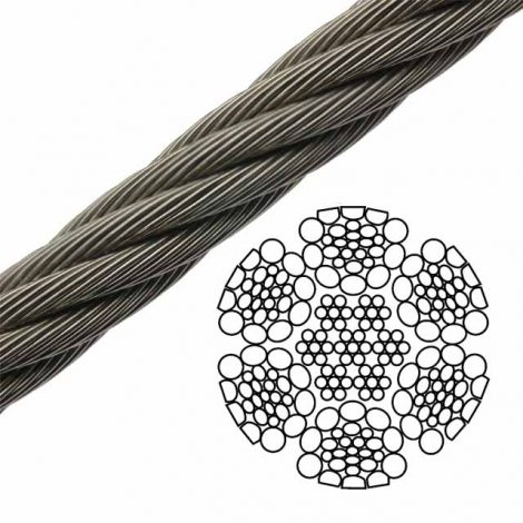 3/4-inch Pulling Cable for PortaBurst
