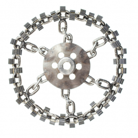 "8-inch (8"") Picote Premium Cyclone Chain for Maxi Miller and Midi Millers half-inch (1/2"") Shaft"