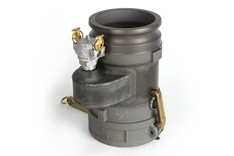 Heatwave CIPP hotbox Hot Water Return Pickaup 922-4930